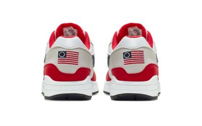What Went Wrong: Nike's 4th Of July Edition Shoes