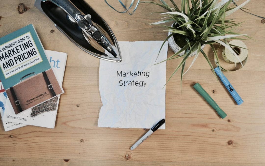 Can you really accomplish your goals without a marketing strategy?